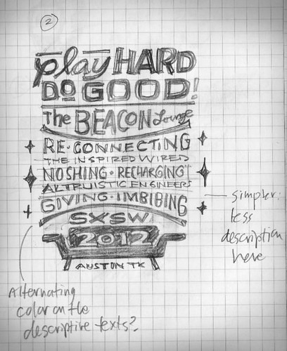 Play Hard Do Good: Final Sketch