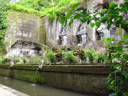Gunung Kawi Shrines Ubud area Bali