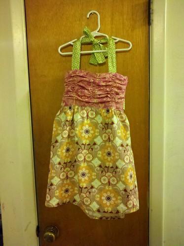 Bazaar dress