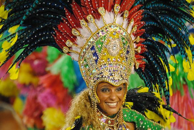 Afi Palác slaví 5. narozeniny ve stylu karnevalu v Riu de Janeiru