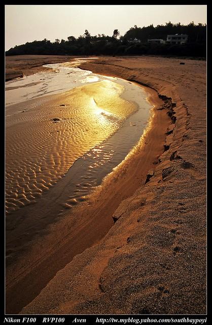 恆春-金色石牛溪