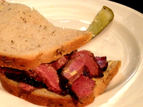 Pastrami @ Umamicatessen