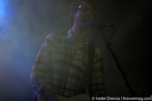 Cloud Nothings @ Observatory, Santa Ana 3/1/12