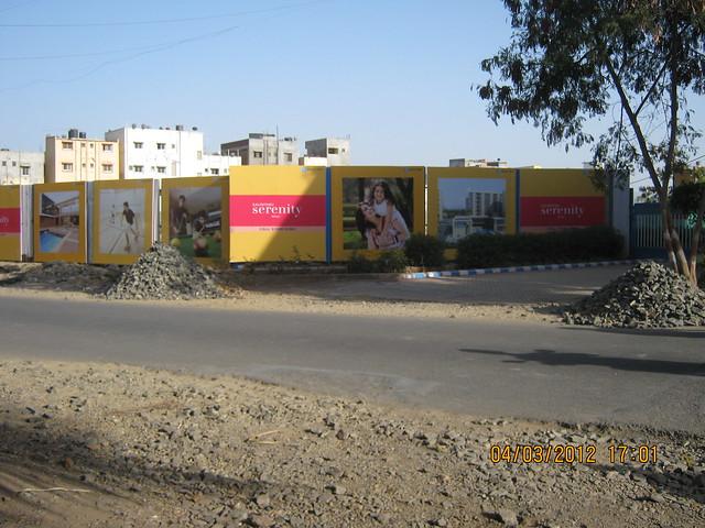 Site of Kalpataru Serenity, 2 BHK & 3 BHK Flats at Manjri, opp. Navratna Mangal Karyalay, Mahadev Nagar, Pune 412 307