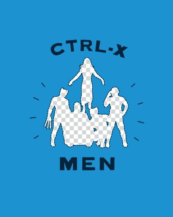 ctrl x los hombres
