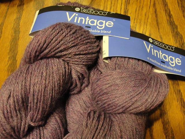 Berroco Vintage Lilac