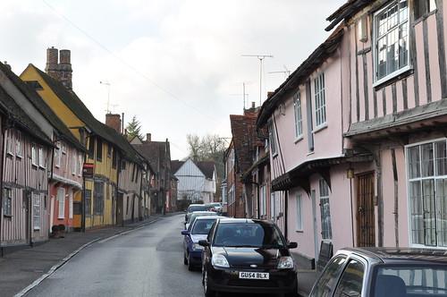 Lavenham street