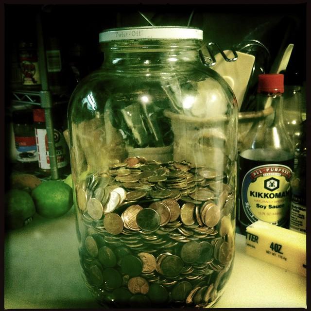 The Penny Jar