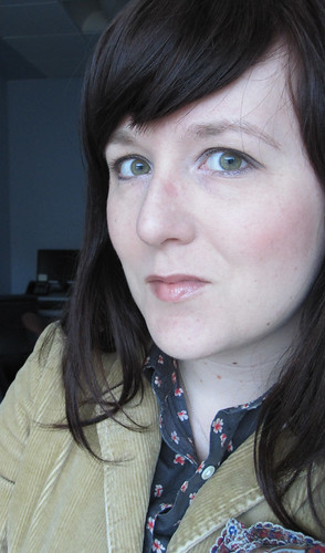 cropped makeup