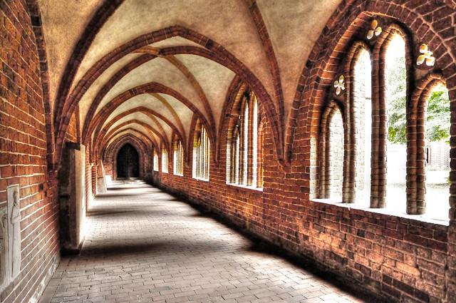 Cloister St. Marien Havelberg Germany