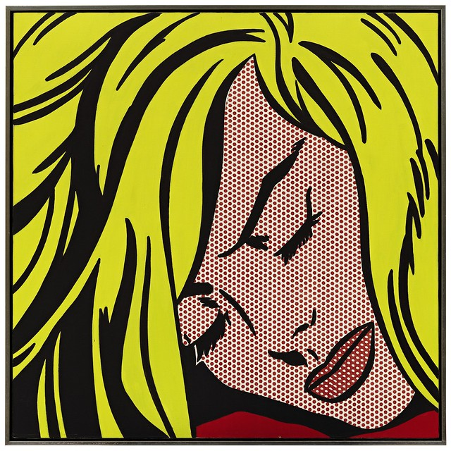 Sotheby's New York _Lichtenstein Sleeping Girl.jpg