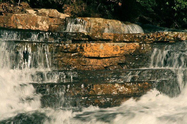 Dismal Falls in Giles County (March 10, 2012)