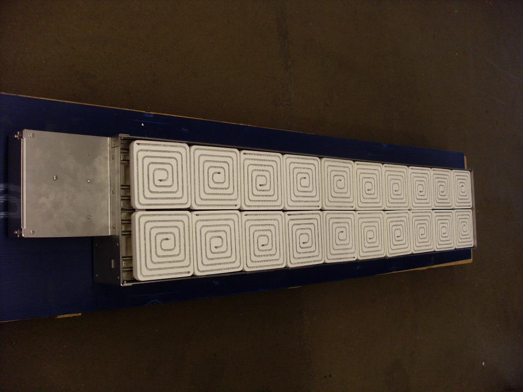 Elstein radiation panels