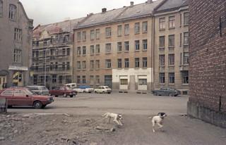 Krysset Østersunds gate / Ulstadløkkveien (1979)