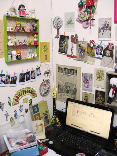 Alina's studio