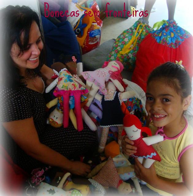 Brazil Doll Drive Donations 4