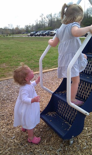 Up the slide! by sweet mondays