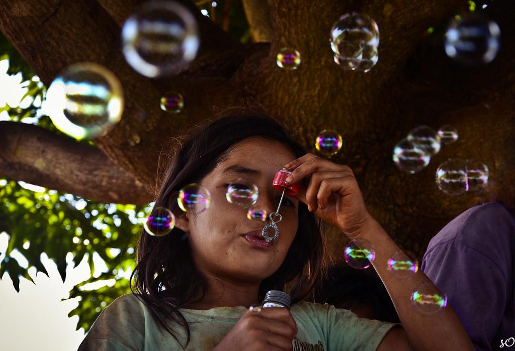 2 burbujas s