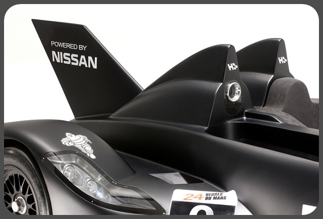 2012 NISSAN DELTAWING for Le Mans--5