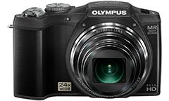 Olympus SZ-31MR shoots Full HD