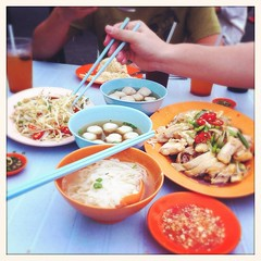 Ipoh Chicken rice pitstop before we head home.