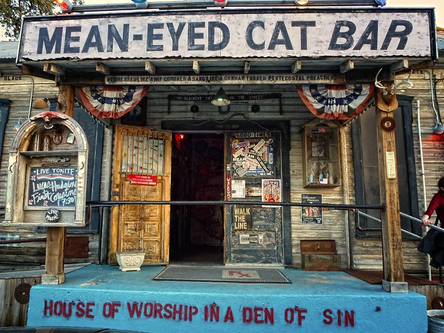 Mean Eyed Cat Live Music