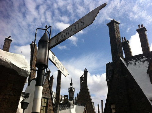 Hogwarts & Hogsmeade Intersection