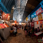 Carnes Asadas Area of 20 de Noviembre Market - Oaxaca, Mexico