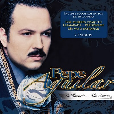 Pepe Aguilar  La Historia Mis Exitos(2008)(DF)
