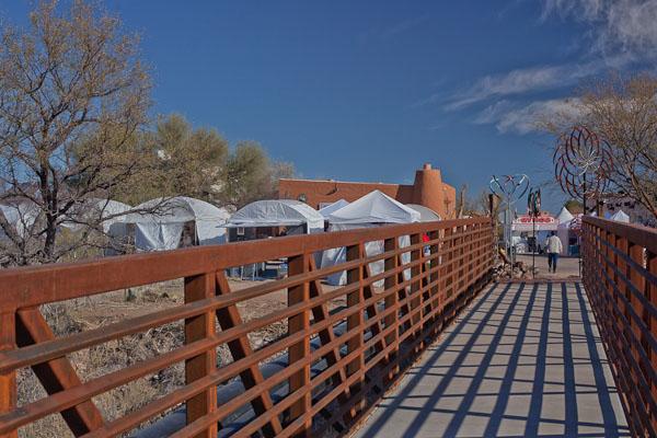 Bridge to the Art Festival