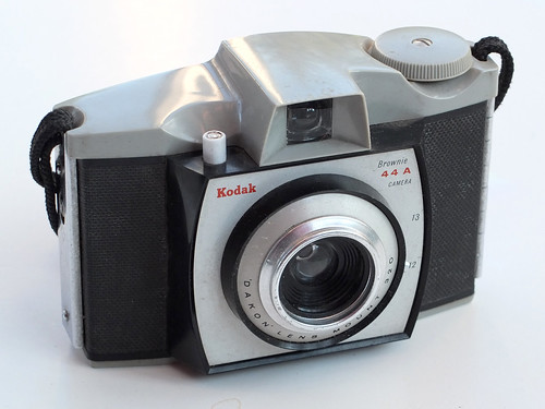 Kodak Brownie 44A by pho-Tony