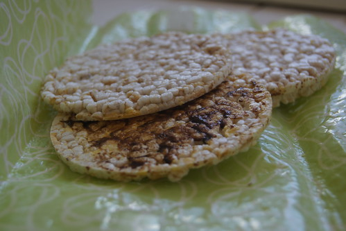 Lunch Box Ideas - Rice Cakes
