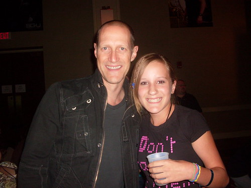 Jackie and Christopher Heyerdahl