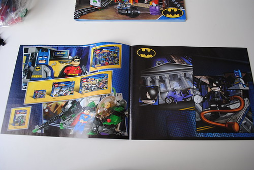 [Review] Super Heroes 6857: The Dynamic Duo Funhouse Escape 6863629859_68b96cdf50