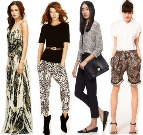 Animal Print Outfits for Warmer Days