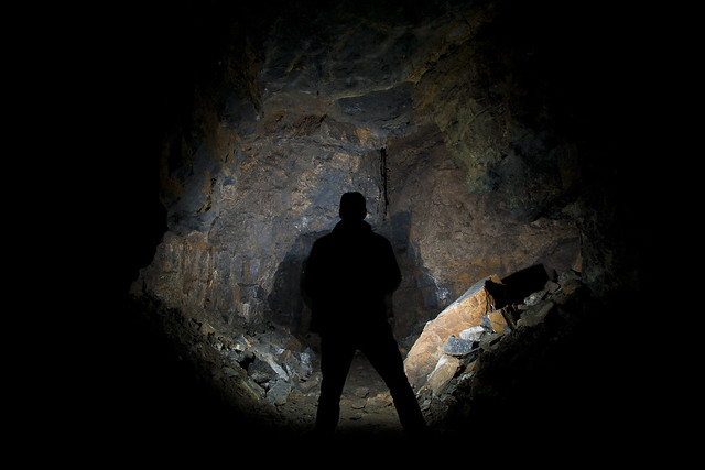 Urban Explorer - Cults Limestone Mine