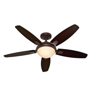 Hunter 52 in Contemporary Onyx Bengal Ceiling Fan