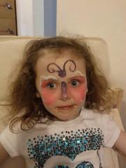 Lydia facepaint