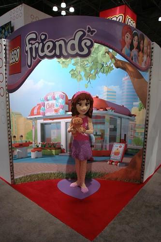 LEGO Toy Fair 2012 - LEGO Booth - 05