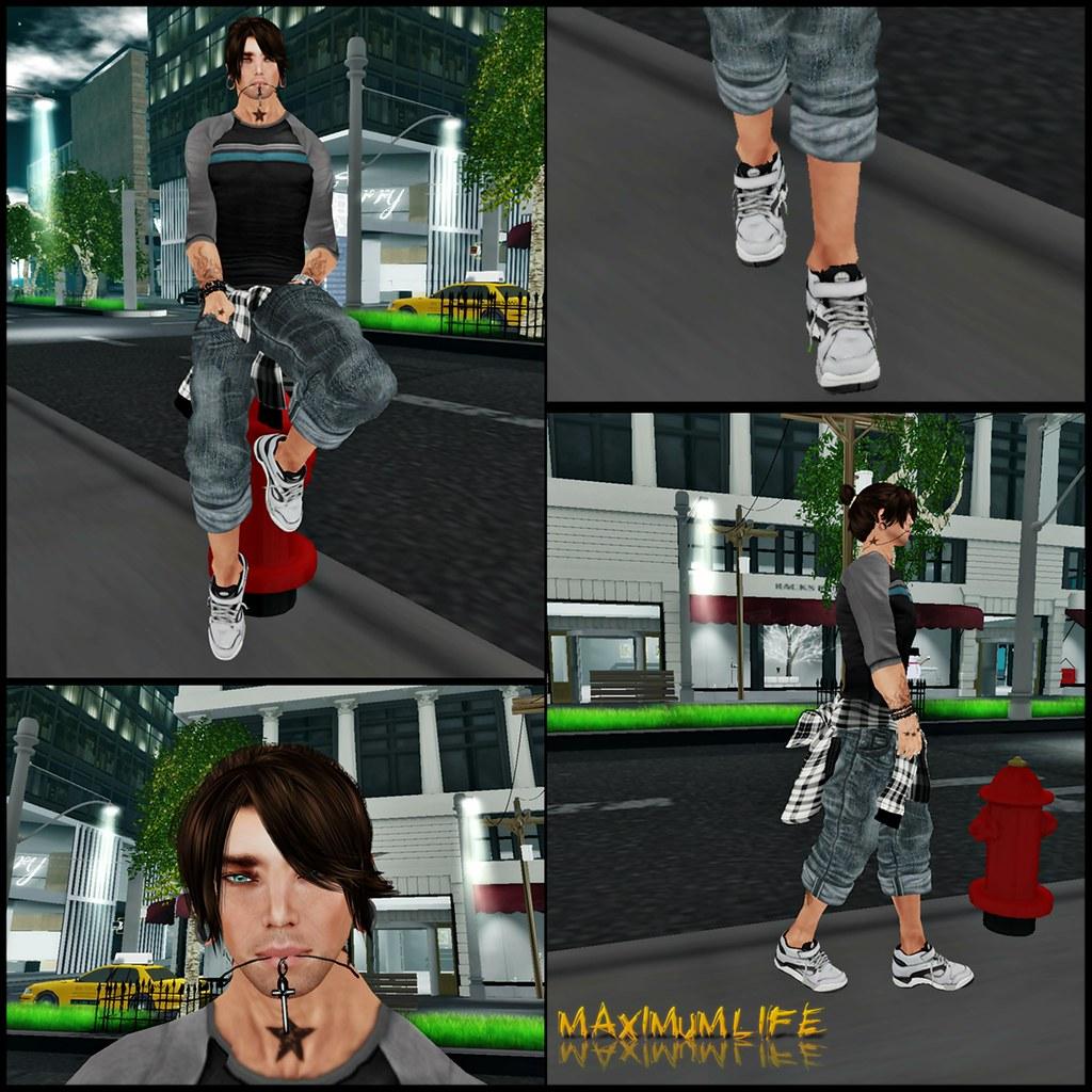 SKIN:.: SKING :. V7 / Tommy / Natural title=