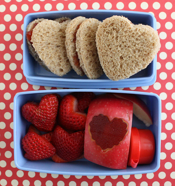 Preschooler Valentine Bento Box (226)
