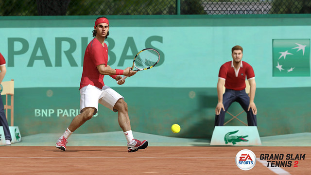 EA SPORTS Grand Slam Tennis 2 - French Open - Nadal