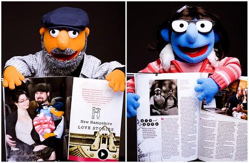 NH Magazine Muppets