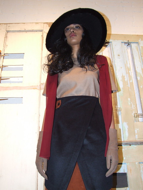GEORGINE - Fall/Winter 2012 Collection Debuted at 7Eleven Gallery on Feb. 12, 2012