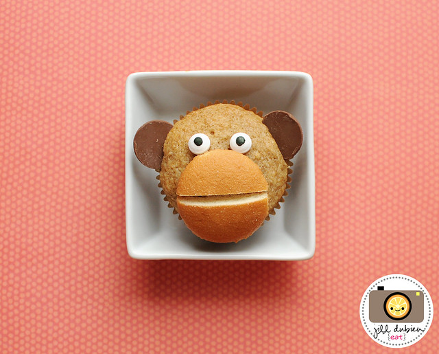 Monkey Muffins Dark Chocolate Soup Picture