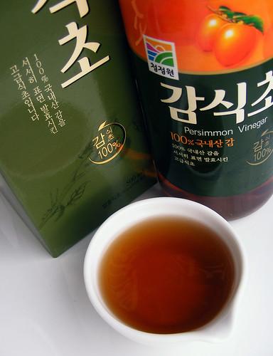 gamsikcho / persimmon vinegar