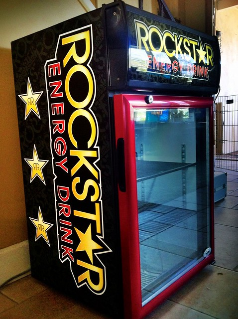 Rockstar Energy Fridge