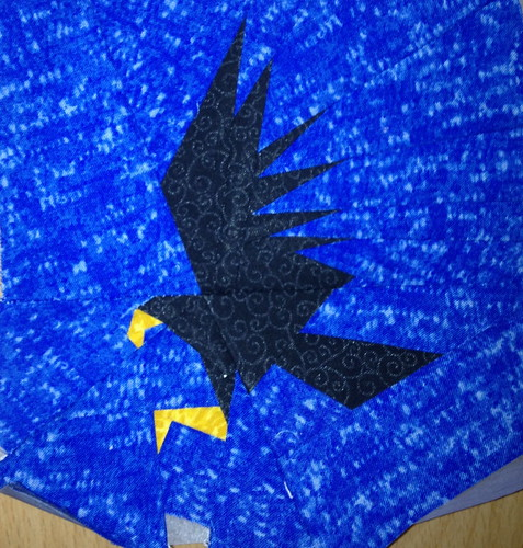 Ravenclaw House Crest 1