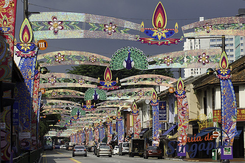 Serangoon Road, Little India, Singapore