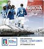 ITALIA vs USA locandina poster bill